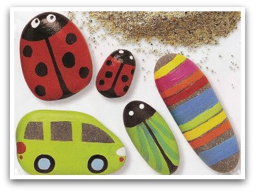 Pebble crafts for kids, pebble crafts, fun ideas, cute crafts, fun crafts, craft ideas, kids crafts, craft shapes