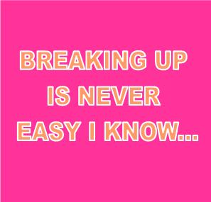 Funny Side Of Breaking Up