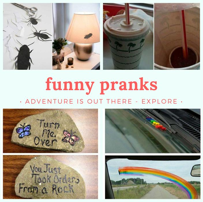 Good Pranks