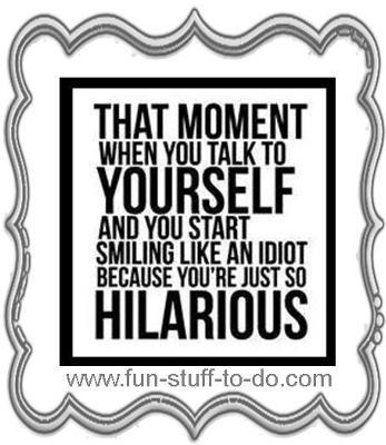 hilarious funny saying