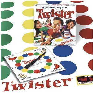 The Game - TWISTER