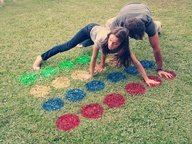 Make A Twister Game