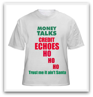 money credit & Santa