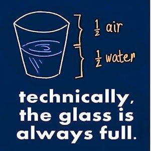 The Seriously Funny Glass Fact