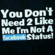 The Seriously Funny Like Status
