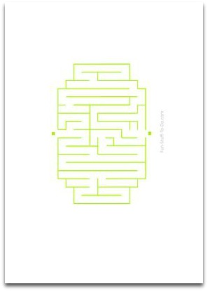 simple maze, easy mazes