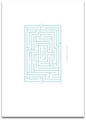 easy mazes, simple maze