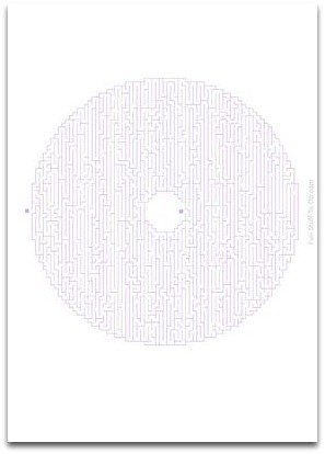 Circle Mazes | Fun Stuff To Do