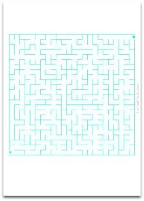 simple mazes