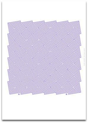 difficult maze