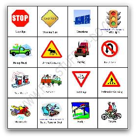 printable travel bingo cards