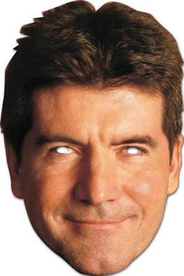 X-Factor Mask - Simon Cowell