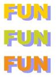 fun fun fun games